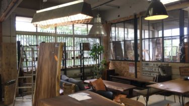 SQUARE FURNITURE +FACTORY+VINTAGE+CAFE に行ってきました。(大阪)